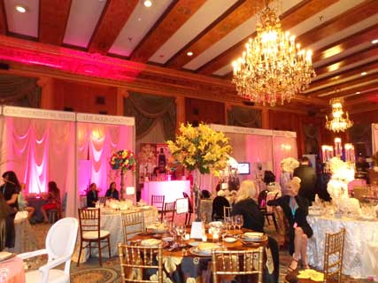 Tips for Surviving & Succeeding at a Bridal Show