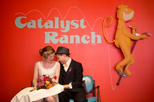 Catalyst Ranch and the Charm of a Unique Wedding and Reception Space